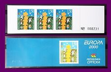 TEMA EUROPA. 2000 BOSNIA SERVIA