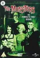 The Munsters - Series 1 (DVD, 6-Disc Set)