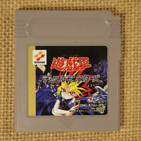 Yu-Gi-Oh! Duel Monsters (Nintendo Game Boy GB, 1997)  Japan Import