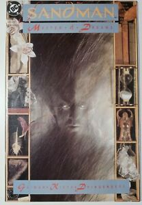 The Sandman #1, DC (1989), 1st Appearance Morpheus, Neil Gaiman