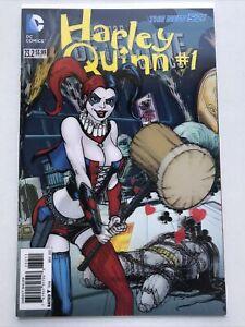 Detective Comics 23.2, DC 2013, Harley Quinn Lenticular 3-D Cover Art