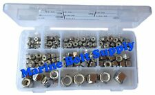 Type 316 Stainless Steel Nylon Insert Lock Nut Assortment Kit