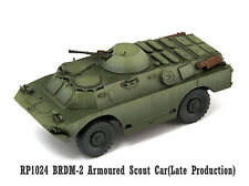 S-Model 1/72 Soviet BRDM-2 Armoured Scout Car (Late) Finished Product #RP1024