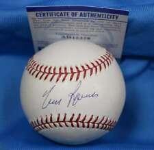 Tim Raines PSA DNA Coa Autograph  Hand Signed Baseball