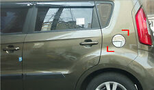 Chrome Fuel tank Cover Molding   For  Kia  Soul ( 2008 ~ 2012 )///