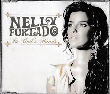 Nelly Furtado peut proposer-dans God's Hands/MAXI CD/NEUF + neuf dans sa boîte-Sealed!