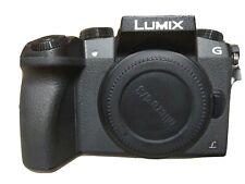 Panasonic LUMIX G7 16.0 MP camera body only