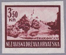 Kroatien 1943 Essay zu Mi.Nr. 98
