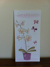 Get Well Wishes Greeting Card - Inspirational - Get Well/Better