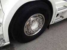 Pour s'adapter VOLVO MERCEDES MAN IVECO Camion Super Single Enjoliveurs Couvre x2 120 mm