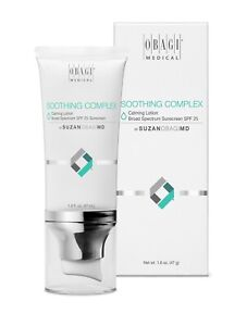 Obagi SuzanObagiMD Soothing Complex SPF 25 Calming Lotion 1.6 oz