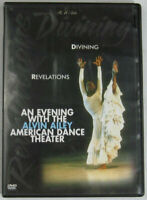 An Evening With the Alvin Ailey American Dance Theater (DVD, 2001) BRAND NEW