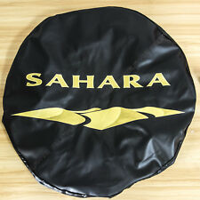 NEW Spare Tire Cover Sahara logo FITS 2007-2018 Jeep Wrangler 82212321