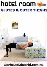 PILATES FUSION DVD - Barlates Body Blitz HOTEL ROOM GLUTES & OUTER THIGHS!
