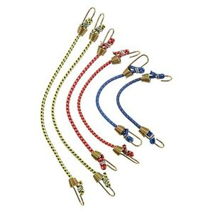 Bungee Strap Cords Best for Car Luggage Elasticated-Hooked (UK)