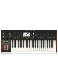 Behringer DeepMind 6 37-Key 6-Voice Analog Synthesizer USB MIDI Synth Keyboard