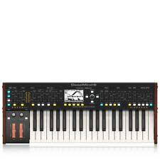 Behringer DeepMind 6 37-Key 6-Voice Analog Synthesizer USB MIDI Synth Keyboard