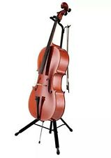 -CLEARANCE SALE-NEW-FREE P+P..QUALITY..Hercules Cello Stand - Auto Grab