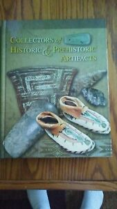 Collectors of Historic & Prehistoric Artifacts, Ballinger signed 1st edition