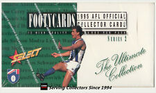 1995 Select AFL Series 2 Trading Cards Factory Box (36 packs)