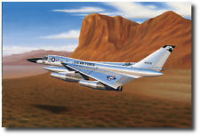 Faster than a Speeding Bullet (Artist Proof) by Mike Machat - Convair B-58
