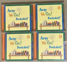 Away We Go Bookshelf Four Software CDs Scientific Learning