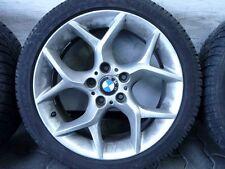 WINTERREIFEN ALUFELGEN ORIGINAL BMW X1 E84 Y-SPEICHE 322 225/45 R18 & 255/40 R18