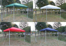 Pop Up Garden Gazebo 2x2m 2.5x2.5m  Party Tent Marquee Canopy