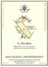 LA RICOLMA - SAN GIUSTO A RENTENNANO 1998