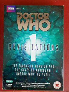 DOCTOR WHO REVISITATIONS VOL 1, 2 & 3 DVD