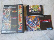 Mega Games 2 / 3 on 1 / Streets Of Rage Shinobi Golden Axe  / Sega Mega Drive