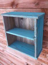Primitive weathered cabinet shelf mantle keeper cupboard wall mount ASK 4 CUSTOM