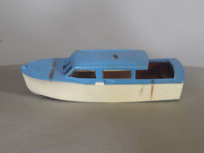 HO Scale, Blue Boat, for freight car load (D0421)