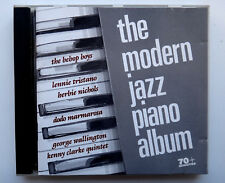various artists the modern jazz piano album CD savoy ZD 70817 Japan