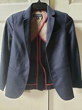Crewcut Boys' gold-button blazer Size 8