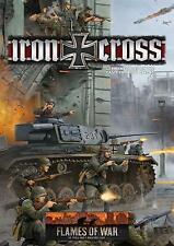 FLAMES OF WAR- Iron Cross Hardback book