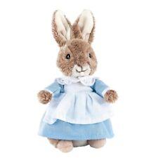 Beatrix Potter Mrs Rabbit Piccolo Giocattolo Morbido 16 CM NUOVO CON ETICHETTE