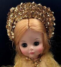 "VINTAGE Madame Alexander Doll #1595 SLEEPING BEAUTY 14"" complete"