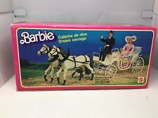 Barbie Dream Carriage w Box