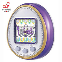 New Bandai Tamagotchi 4U Purple with Tracking Digital Pet Toy Japan Original