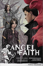 Angel & Faith Vol 3: Family Reunion by Whedon, Gage & more 2013 Tpb Dark Horse