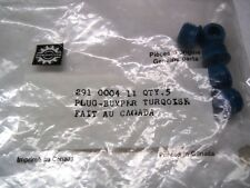 Seadoo Turquoise Bumper Plug Part Number 291000411