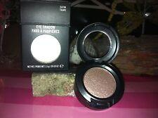 MAC Eye Shadow Eyeshadow SATIN TAUPE NEW IN BOX