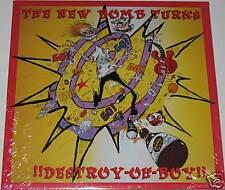 NEW BOMB TURKS 'Destroy Boy' LP NEW lazy cowgirls crypt devil dogs hookers PUNK