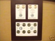 2003-06 P&D Complete Westward Journey Nickels Set of 12
