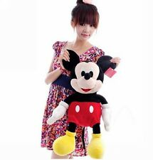 72CM LARGE HUGE CUTE DISNEY MICKEY MOUSE PLUSH DOLL KIDS BABY SOFT TOY STUFFED