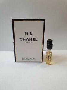 Chanel No 5 EDP 1.5ml official sample spray, new & fresh