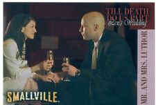 Smallville Season 2 Till Death Do Us Part Chase Card DP-5