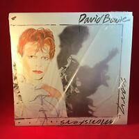 DAVID BOWIE Scary Monsters 1980 Canadian Vinyl LP + INNER Excellent Condition