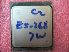 QTY 1x Intel ES/QS CPU E5-2687W 8-Cores 3.1Ghz 20MB LGA2011 C2